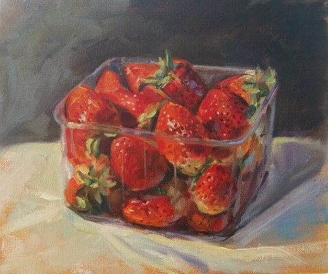 Jerome Hunt strawberries